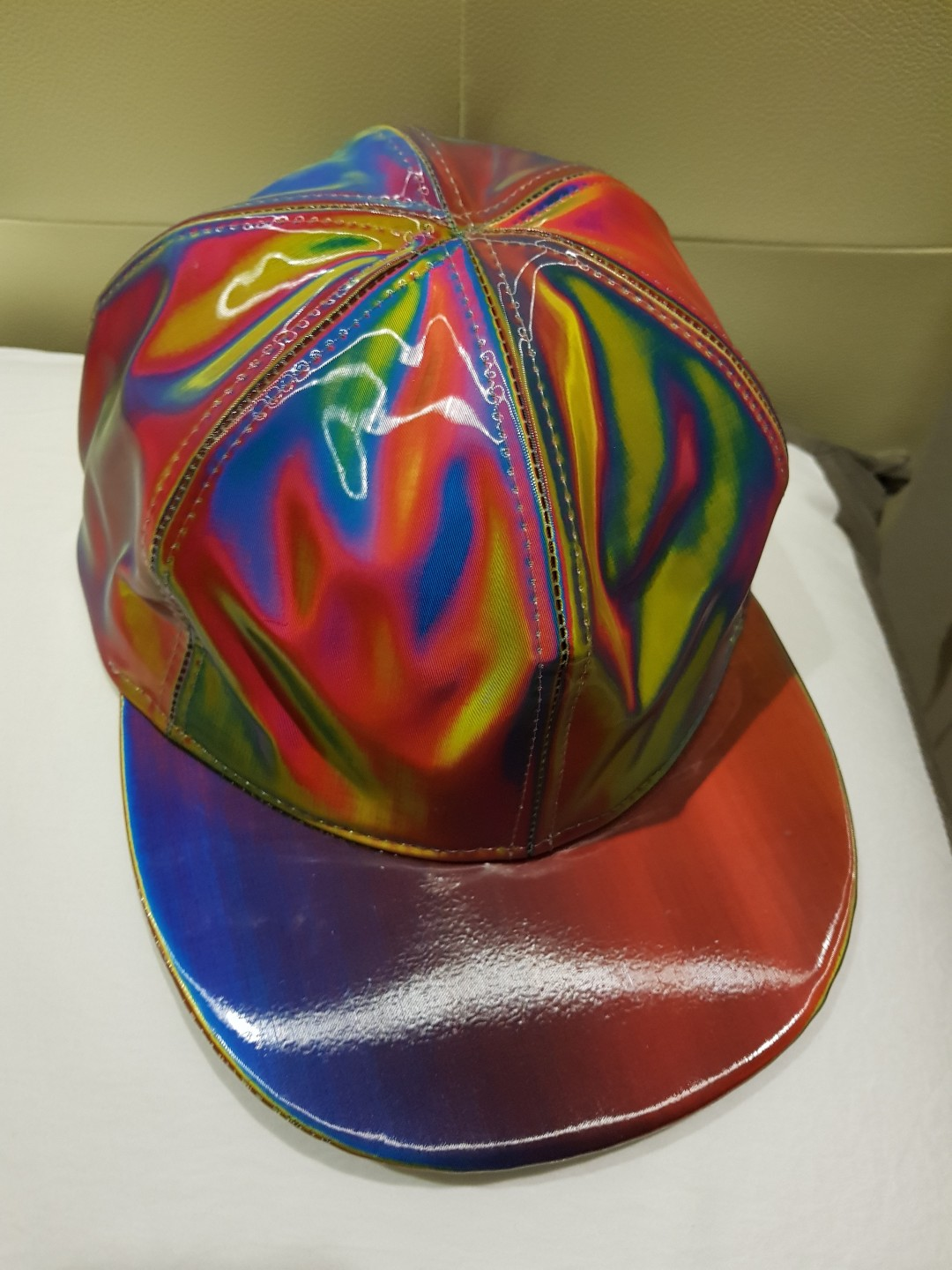 b5b64661a80 BNWOT Back to the Future II  Marty Mcfly Holographic Cap (Movie ...
