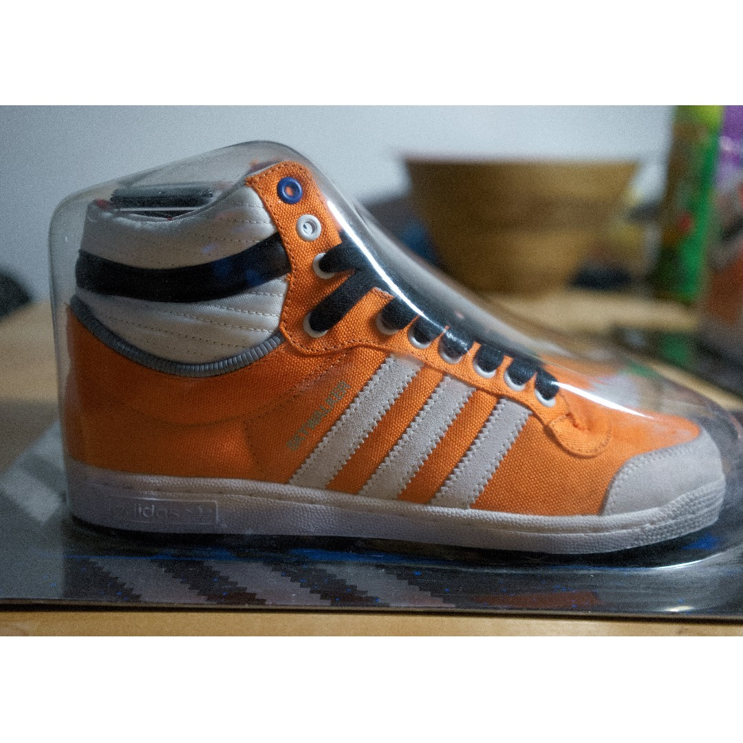 anfitrión Préstamo de dinero Consecutivo  BNIB Adidas Star Wars Luke Skywalker Flight shoes G13297 ORIGINAL ...