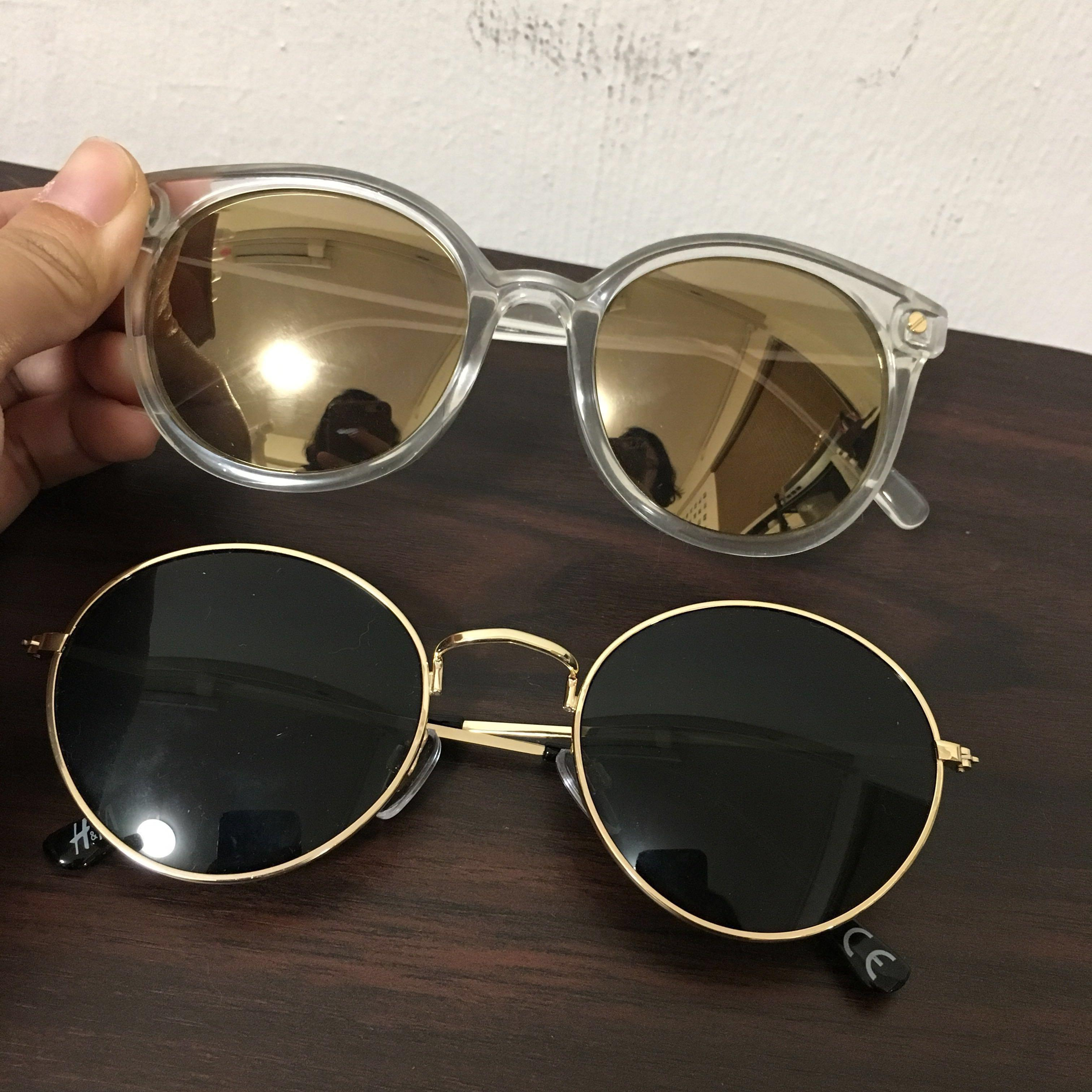 H SunglassesWomen's Brand New amp;m FashionAccessoriesEyewear YDIeWEH29