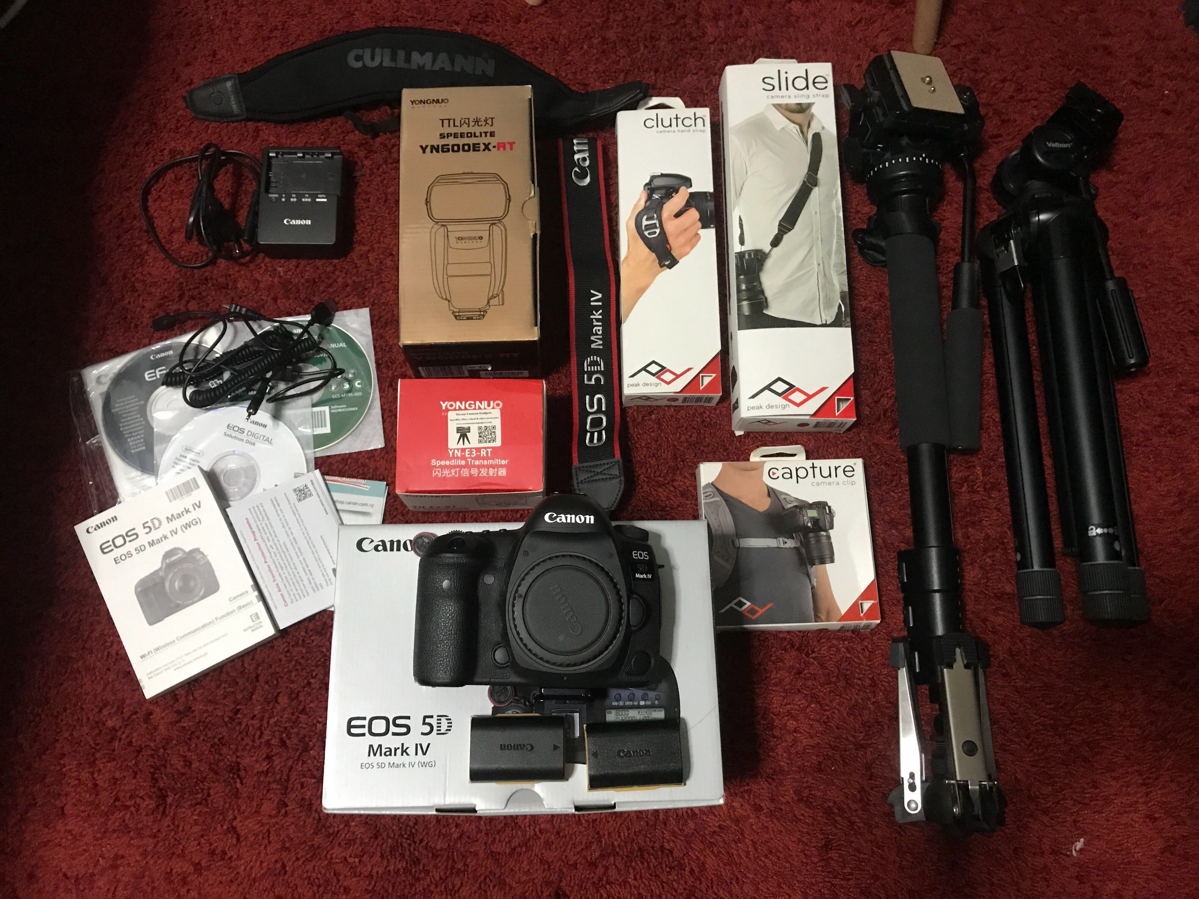 Canon 5d Mark Iv 4 Mk Photography Cameras Eos Body Only Camera Dslr Home Photo