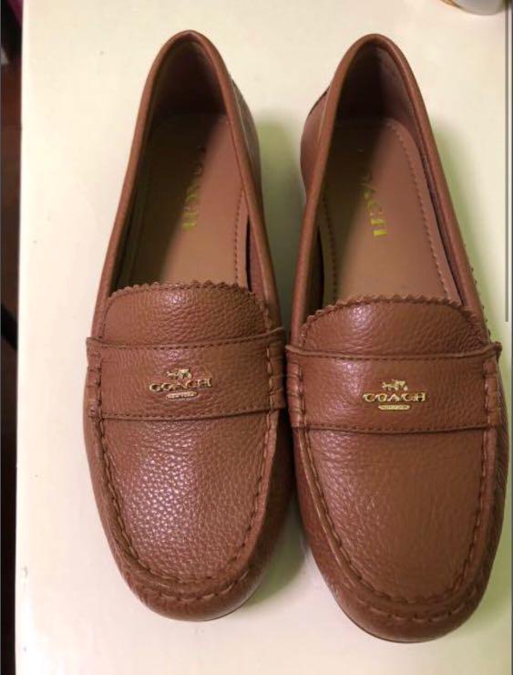 292d4a428adea Coach Shoes 6.5us, Women's Fashion, Shoes, Flats & Sandals on Carousell