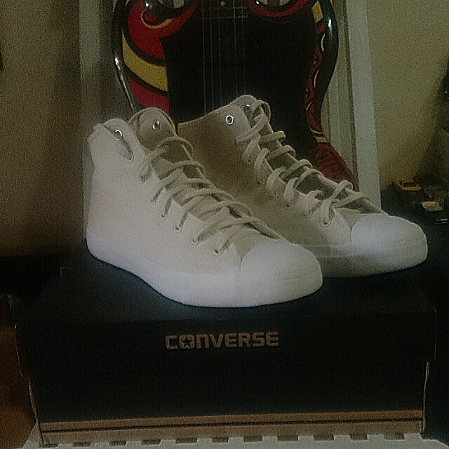 Converse Jack Purcell 43 with ori box 0034bd4249