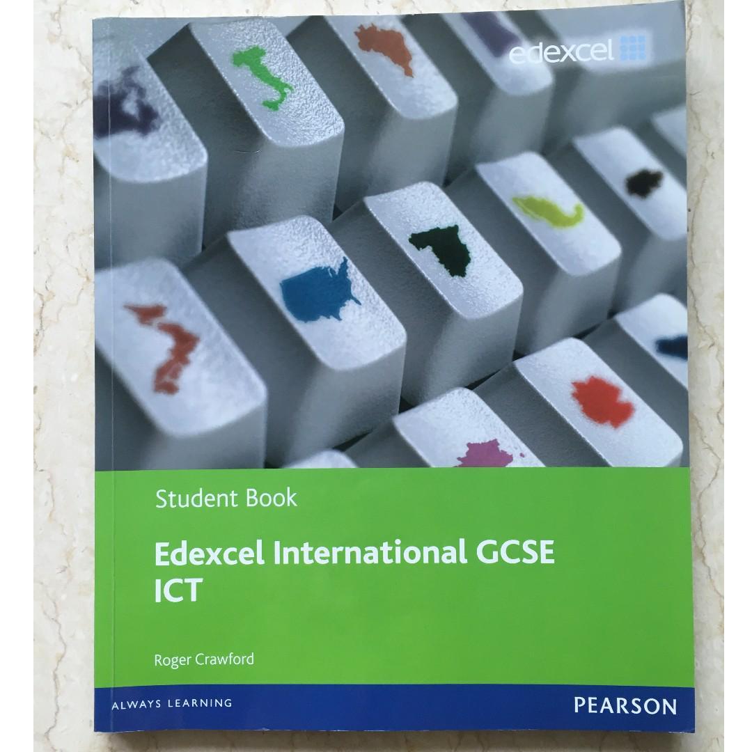 Edexcel International GCSE ICT Student Book