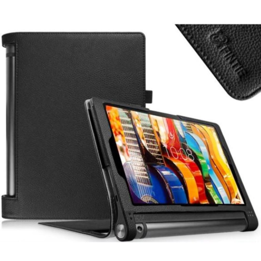 new products 3c292 0c6c8 Fintie Folio Cover Case for Lenovo Yoga Tablet 3 10-Inch on Carousell