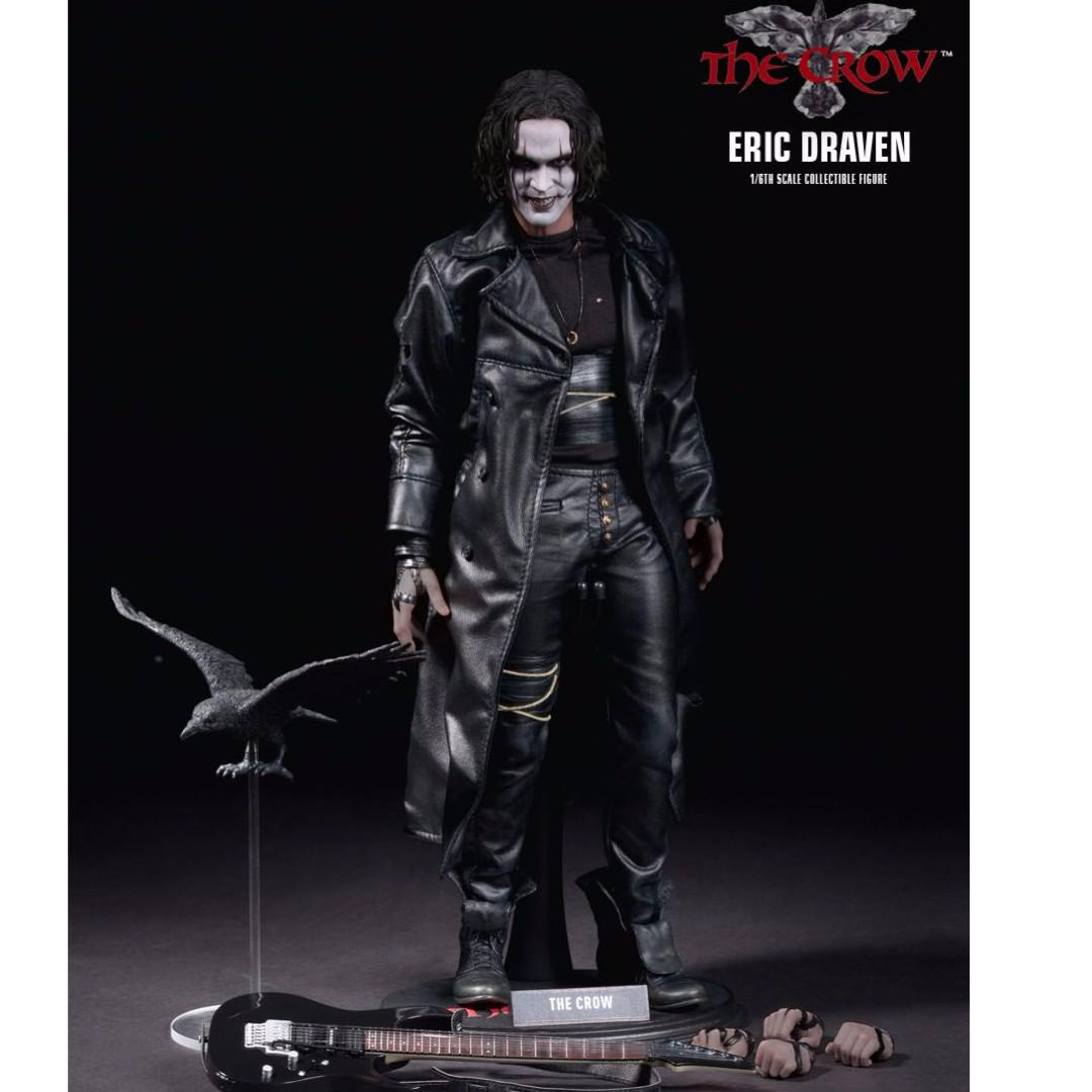 hot toys the crow eric draven