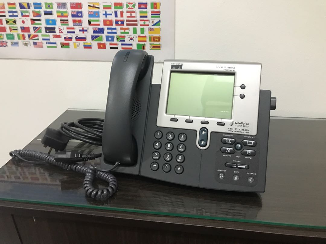 IP Phone - Cisco 7940