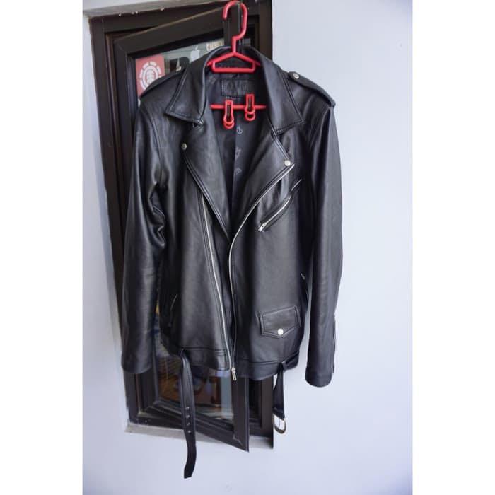 Leather Jacket Custom ( Jaket Kulit ) d98ec7940f