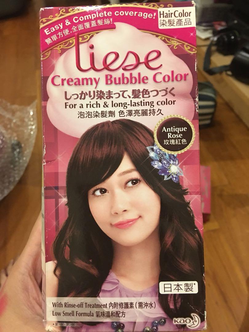 Liese Creamy Bubble Colour Antique