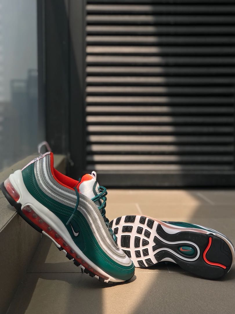 """b9eba92ea547 Nike Airmax 97 """"Gucci"""" """"Undefeated"""""""