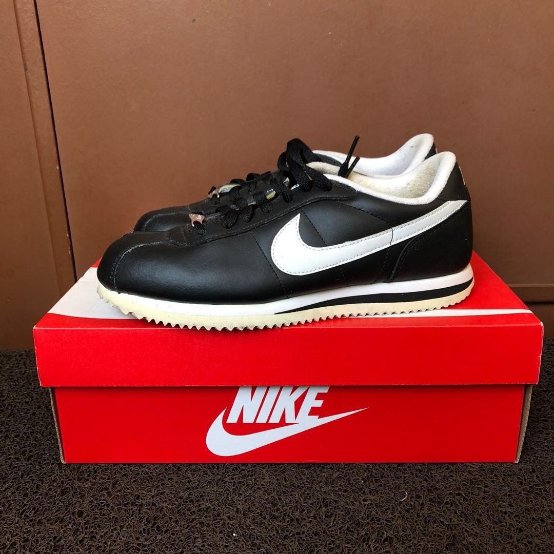 online store 6dac8 f3c7c Nike Cortez Basic Leather  06, Men s Fashion, Footwear, Sneakers on ...