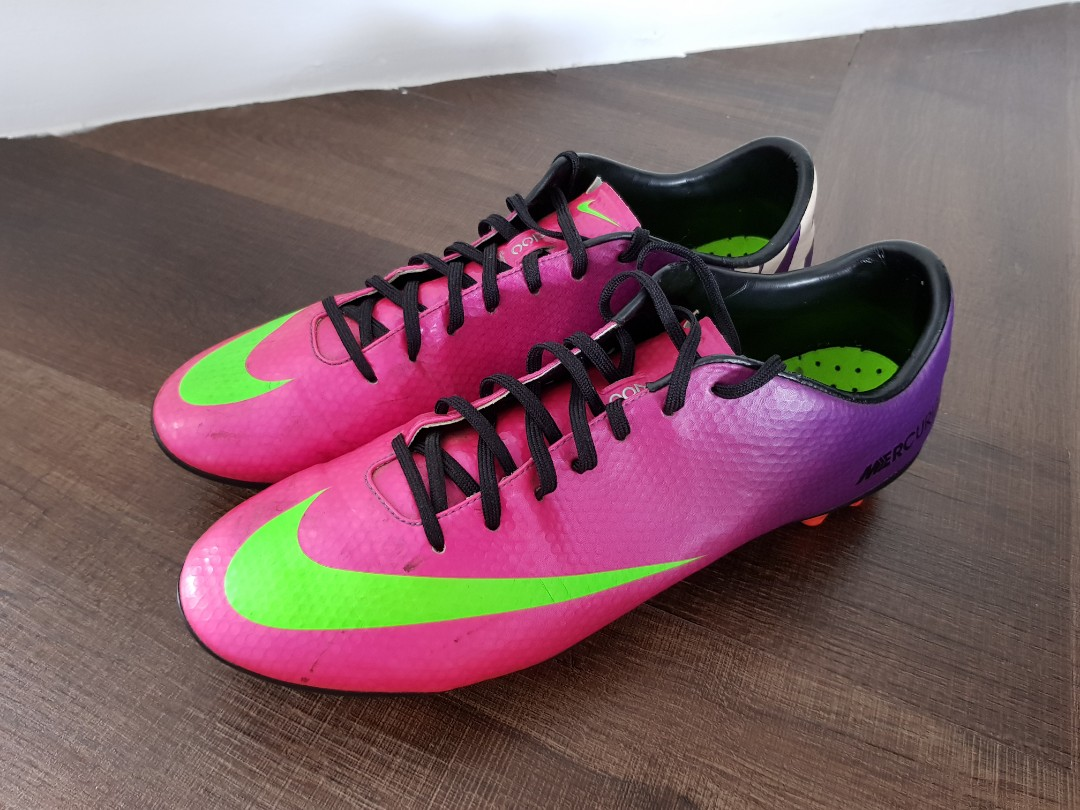e444a2906 Nike Mercurial Vapor 9 Size US 10 UK9, Sports, Sports Apparel on ...