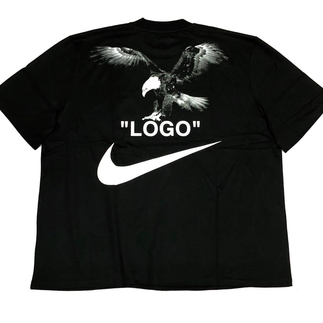 2d5b794fa910 Oversize) Nike Off White Tee