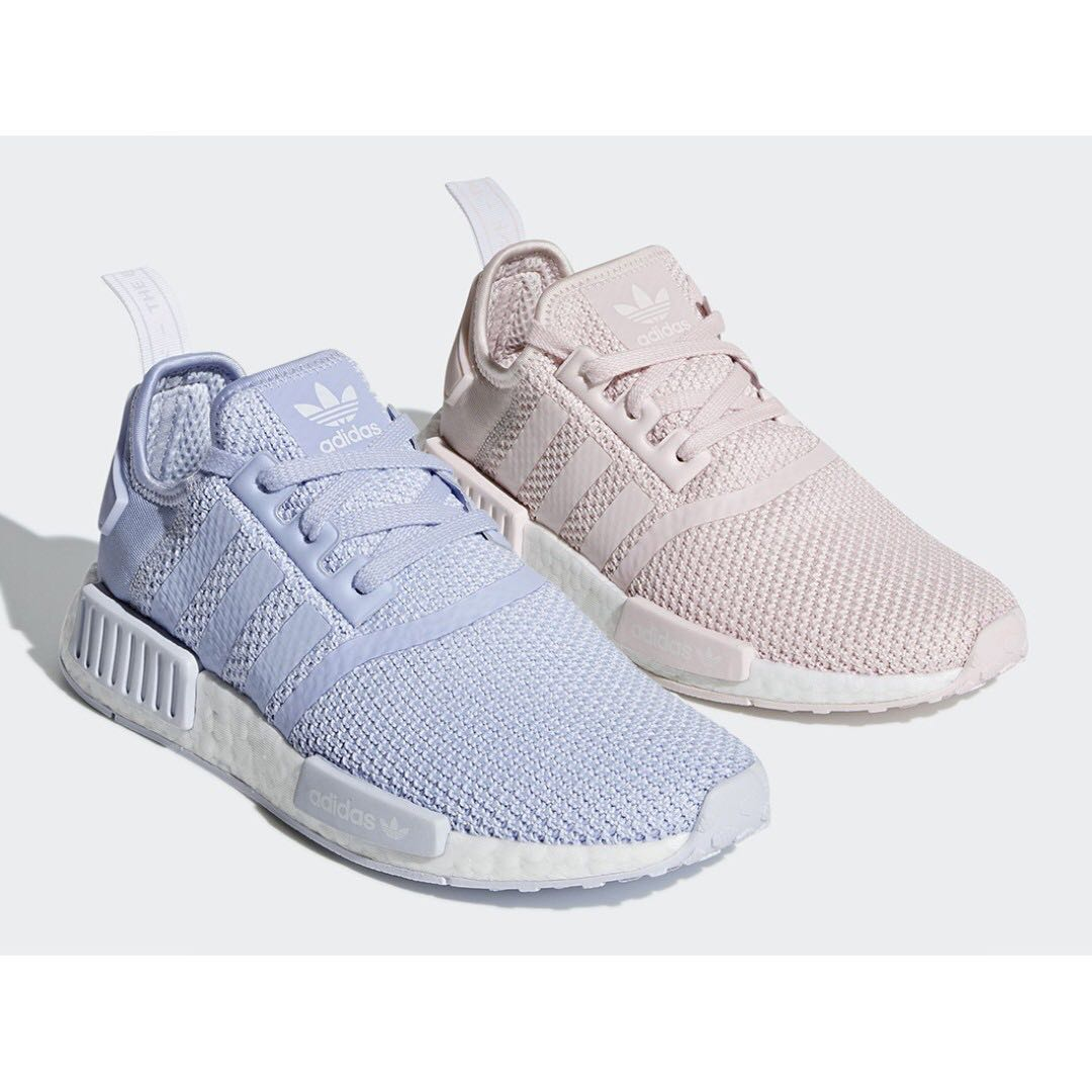 PO) Adidas Womens NMD R1 Orchid Tint