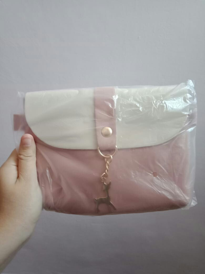 Clutch Bag Import Handbag Tas Selempang Wanita Impor Kulit Putikar Batam Bm82120 Photo
