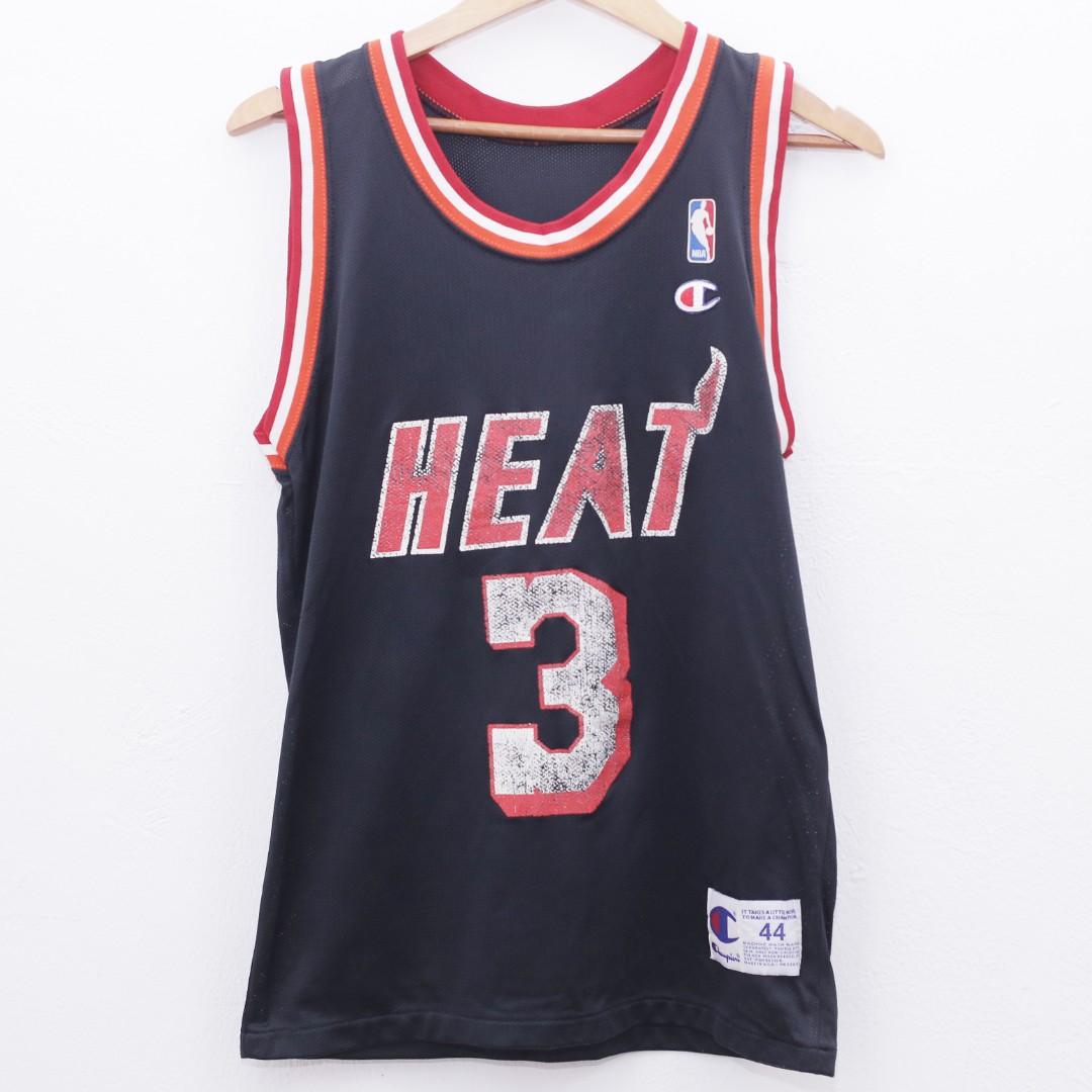 best service 1aaf0 17de6 Size S NBA Jersey MIAMI HEAT Smith 3 Pit 18.5