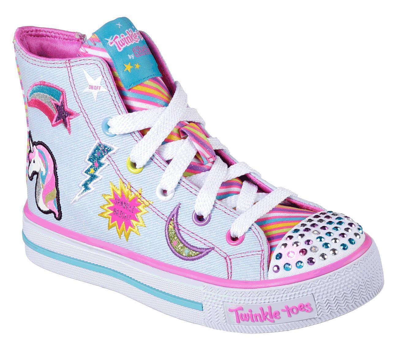 01ea2a9d3212e SKECHERS Twinkle Toes, Babies & Kids, Girls' Apparel, 8 to 12 Years ...