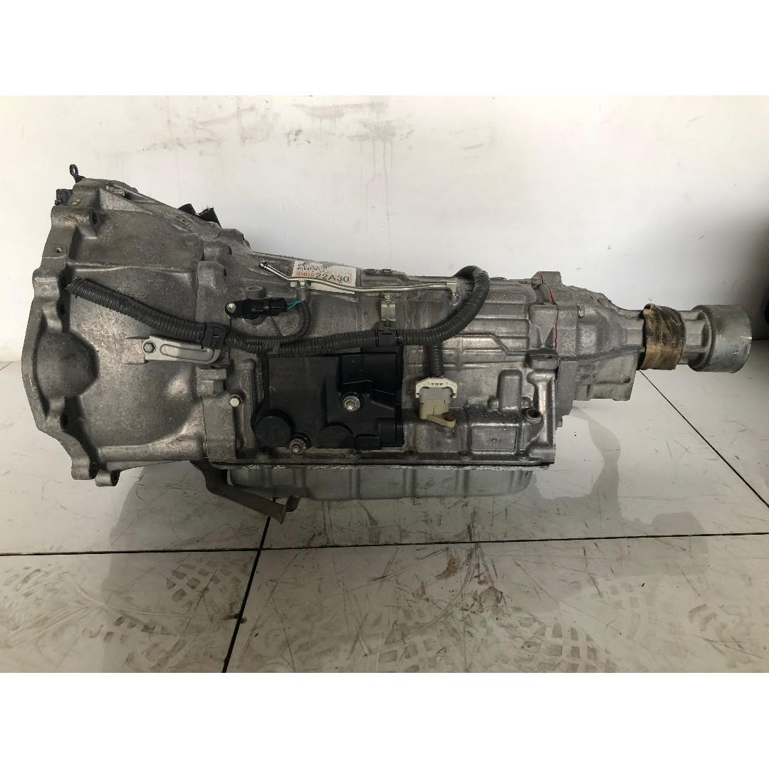 Toyota Mark X/Lexus IS250 Automatic Gearbox, Car Accessories