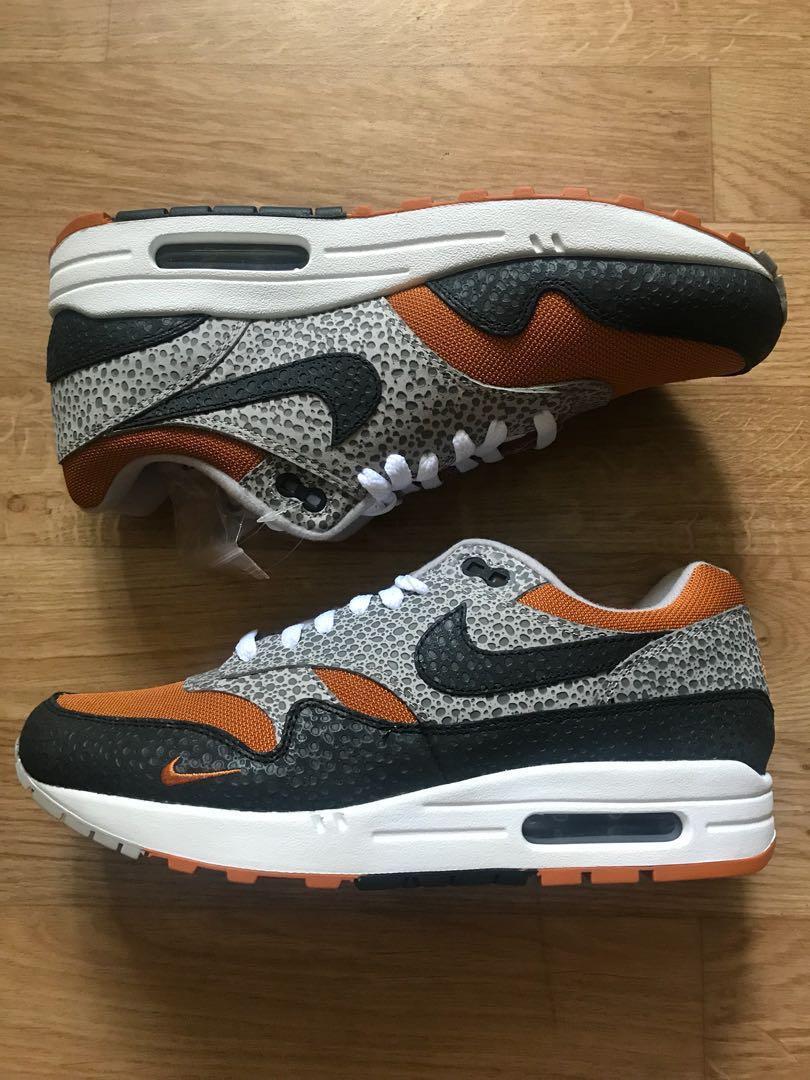 b4a255cb968 (US9) Nike X Size  What The Safari Air Max 1