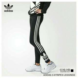 🚚 現貨特惠🏂PRESENT21★ Adidas 愛迪達 🌠女款 舒適合身運動長褲 打底緊身褲 內搭束褲