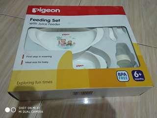 Termuraaah pigeon feeding set