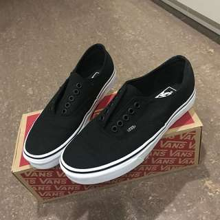 Vans Authentic Gore B/W