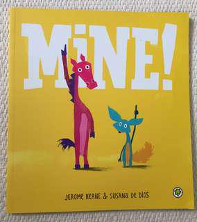 Picture book for 2-6 year olds