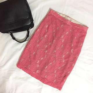 H&M CONSCIOUS COLLECTION SKIRT