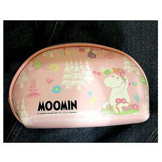 Moomin 嚕嚕米化妝包/筆袋