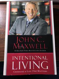 John Maxwell Inspirational Book