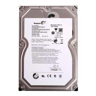 Seagate Desktop HDD ST31000528AS - hard drive - 1 TB - SATA 3Gb/s