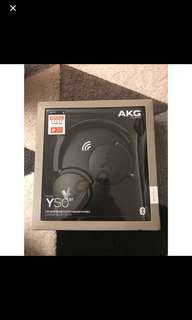 AKG Y60 Bluetooth Headphone.