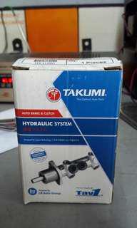 Brake cylinder pump