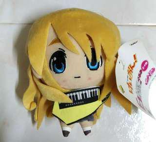 K-ON! - Tsumugi mini plush soft toy (Gift)