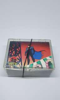 1995  SkyBox DC The Adventures of Batman and Robin Complete