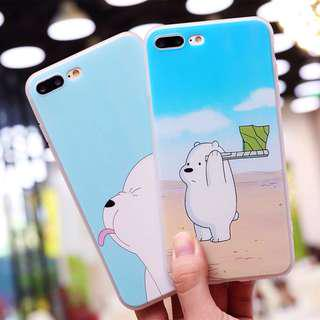🚚 [PO] WE BARE BEARS iPhone case