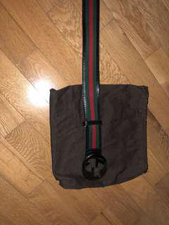 Gucci Men Belt Size 85