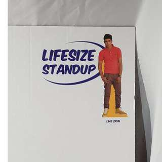 BRAND NEW ONE DIRECTION ZAYN LIFE SIZE STANDUP CARDBOARD