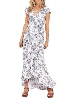 Manipura maxi dress