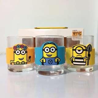 Minions 迷你兵團 麥當勞 玻璃杯