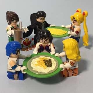 扭蛋 - 香港茶餐廳早餐系列(D餐)