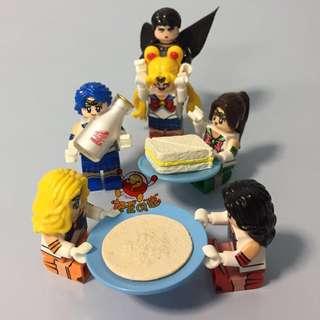 扭蛋 - 香港茶餐廳早餐系列(營養早餐)