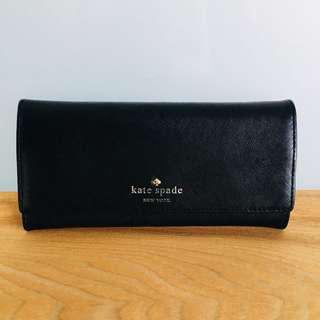 Kate Spade Long Wallet - Black