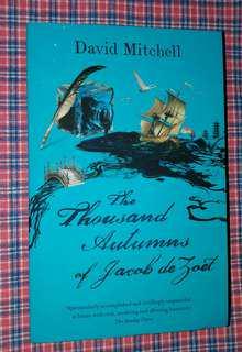 David Mitchell - The Thousand Autumns of Jacob de Zoet