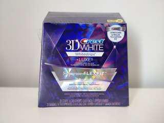 BNIB Crest 3D Whitestrips