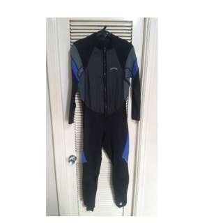 Authentic Men's Diving Suit