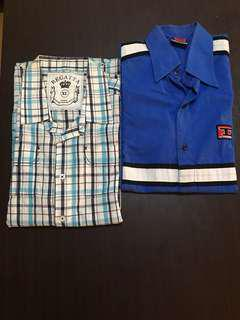 Pre-loved Branded Assorted Shortsleeves Polo(Take Both)