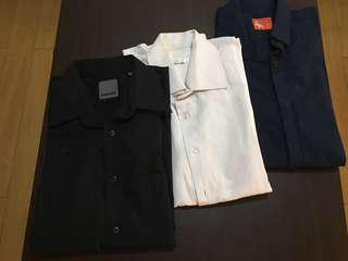 TAKE ALL Pre-loved Branded Assorted Longsleeves Polo