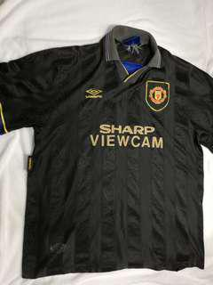 #JAN50 Manchester United Away Jeesey 1993-1995 VINTAGE