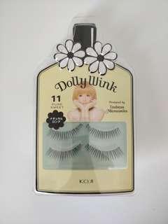BNIB Dolly Wink False Eyelashes