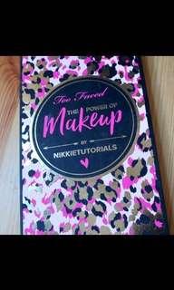 Too Faced Makeup x Nikkietutorials